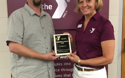 F3 Supports YMCA Kids Campaign, Receive Community Award