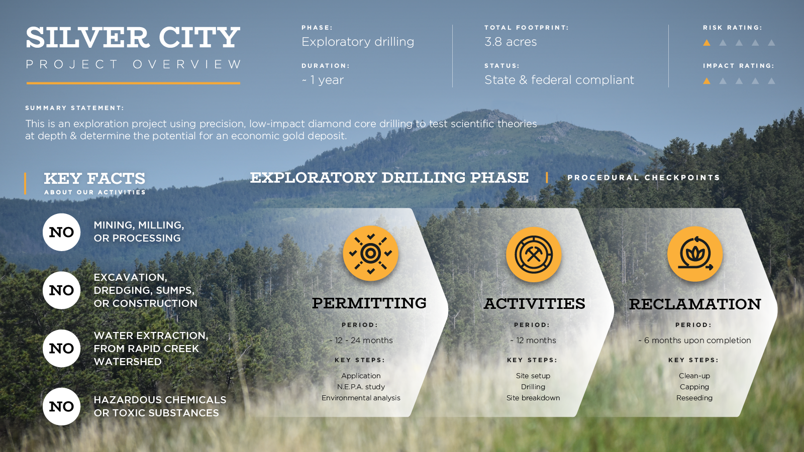 Silver City Project Overview